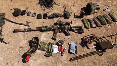 Đặc nhiệm Nga - chất keo gắn kết quân đội Syria chống IS 3