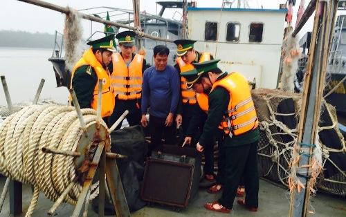 Truy đuổi tàu Trung Quốc xâm phạm chủ quyền biển Việt Nam 1