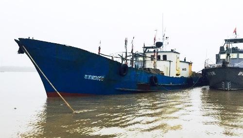 Truy đuổi tàu Trung Quốc xâm phạm chủ quyền biển Việt Nam 2