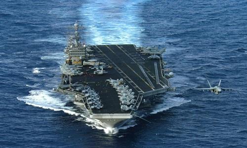 Biển Đông : Mỹ sẽ mở cuộc tuần tra thứ ba gần các đảo tranh chấp