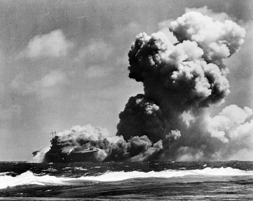 """Ngư lôi """"Trường thương"""" từng gieo ác mộng cho tàu chiến Mỹ 2"""