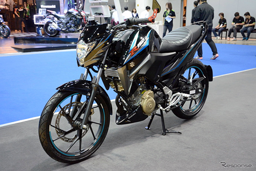 Suzuki giới thiệu xế lạ ở Thái Lan 1