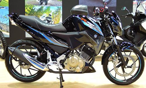 Suzuki giới thiệu xế lạ ở Thái Lan 2