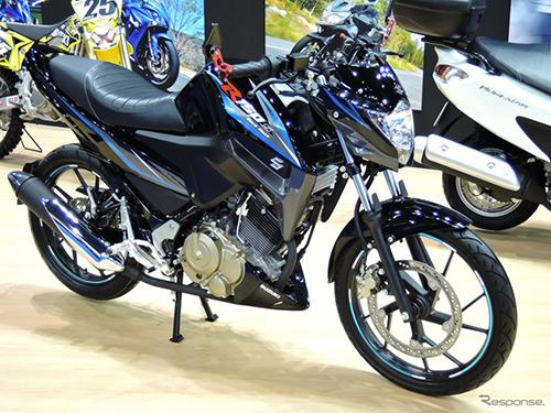 Suzuki giới thiệu xế lạ ở Thái Lan 3