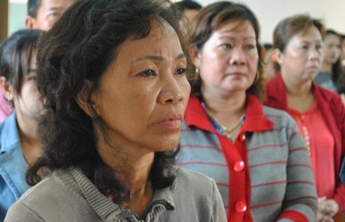 Bà Tuyết đã giành lại được sự thật sau gần 5 năm theo đuổi vụ kiện. Ảnh: A.X