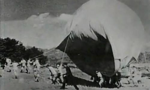 Chiến dịch oanh tạc nước Mỹ bằng bom khí cầu của phát xít Nhật 1