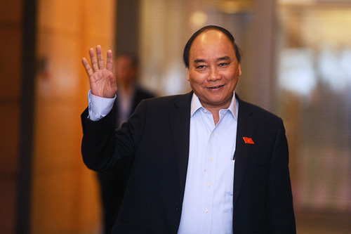 Quốc hội tiến hành miễn nhiệm Thủ tướng 2