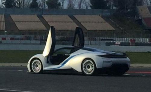 Trung Quốc sản xuất siêu xe mới 2
