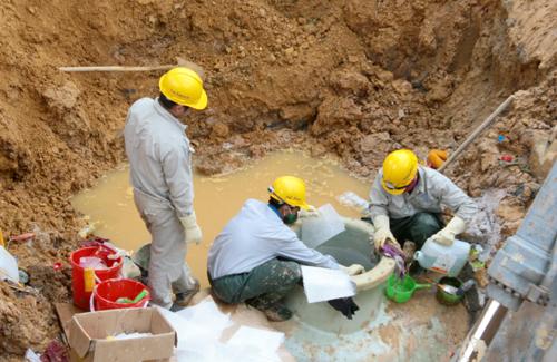 Hà Nội kiến nghị dừng mua ống nước Trung Quốc 1