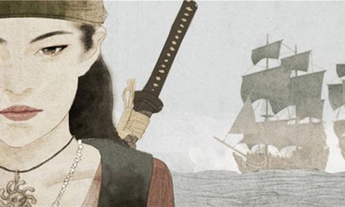 Nữ tặc chỉ huy 50.000 cướp biển khiến nhà Thanh bất lực 1
