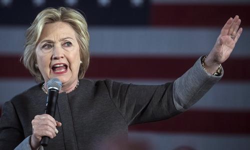 Ngại Hillary Clinton, Trung Quốc mong Donald Trump làm tổng thống Mỹ 1