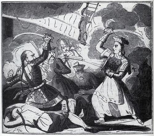 Nữ tặc chỉ huy 50.000 cướp biển khiến nhà Thanh bất lực 3