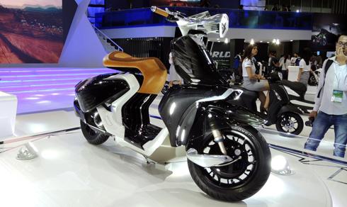 Yamaha 04GEN - định nghĩa mới về xe tay ga ở Việt Nam 1