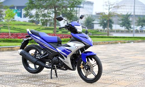 Honda Winner và Yamaha Exciter - cuộc đua mới tại Việt Nam 2
