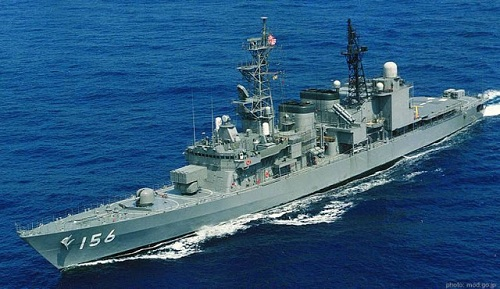 Khả năng tác chiến của cặp tàu khu trục Nhật sắp thăm Việt Nam 2