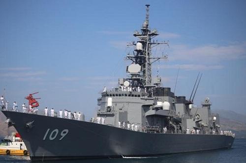 Khả năng tác chiến của cặp tàu khu trục Nhật sắp thăm Việt Nam 1