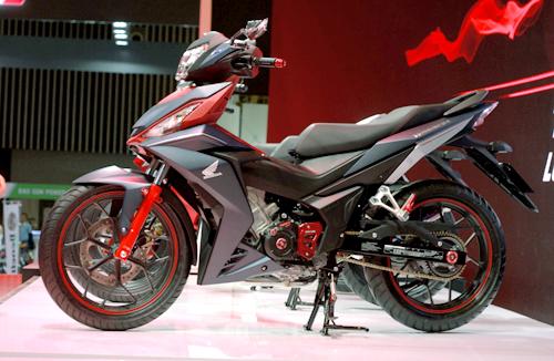 Honda Winner và Yamaha Exciter - cuộc đua mới tại Việt Nam 1