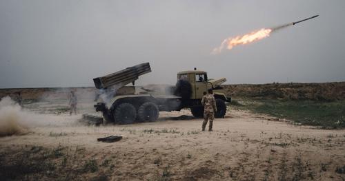 Đội quân chống IS chưa đánh đã chạy của Iraq 1