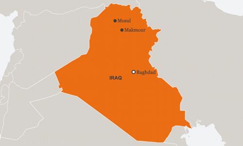Đội quân chống IS chưa đánh đã chạy của Iraq 2