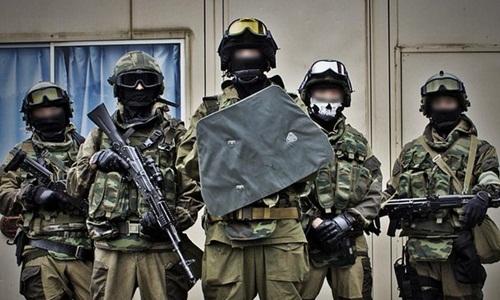 Vệ binh quốc gia - quả đấm thép chống khủng bố của Putin 1