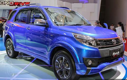 Toyota Rush - SUV 7 chỗ cỡ nhỏ giá 18.700 USD 1