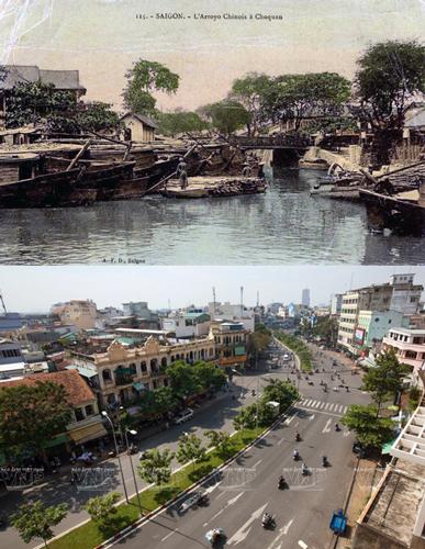 Những kênh rạch xưa thành đại lộ đẹp nhất Sài Gòn 3