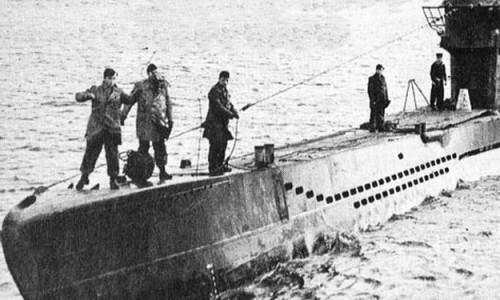 Tàu ngầm phát xít Đức đắm vì một chiếc toilet 1
