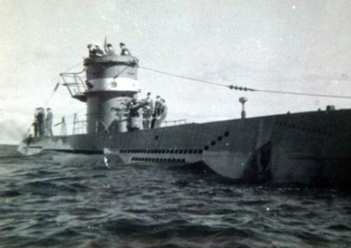Tàu ngầm phát xít Đức đắm vì một chiếc toilet 2