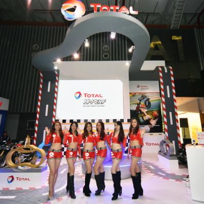 Total giới thiệu dầu nhớt cao cấp Hi-Perf ở Việt Nam 2