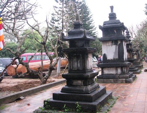 Hơn 160 tỷ đồng trùng tu chùa cổ Quỳnh Lâm 1