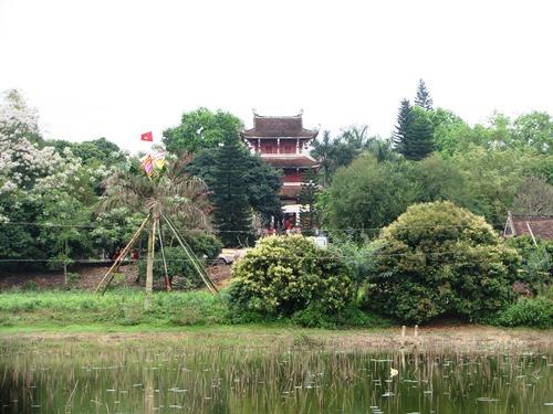 Hơn 160 tỷ đồng trùng tu chùa cổ Quỳnh Lâm 2