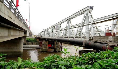 Cầu quay xe lửa độc đáo nhất Việt Nam 3