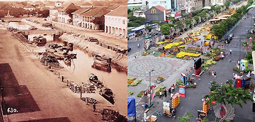 Những kênh rạch xưa thành đại lộ đẹp nhất Sài Gòn 2