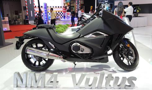 NM4 Vultus - phiên bản tay ga đặc biệt của Honda ở Việt Nam 1