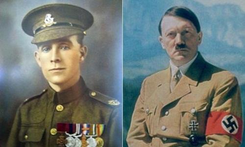 Tranh cãi về người lính Anh từng tha chết cho Hitler 1