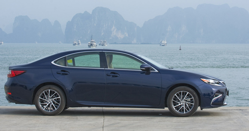 Lexus ES350 2016 - lột xác đáng kể cho khách hàng Việt 2