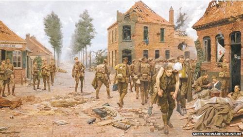 Tranh cãi về người lính Anh từng tha chết cho Hitler 2