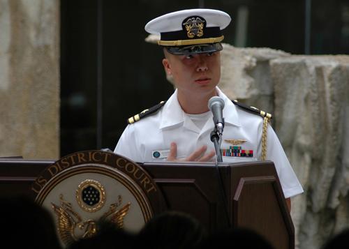 Hành trình sa ngã của thiếu tá Mỹ bị tố đổi thông tin mật lấy tình dục 1