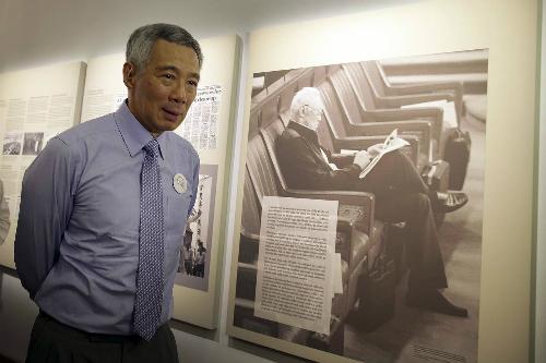 """Tranh cãi về """"chính trị triều đại"""" giữa anh em thủ tướng Singapore 1"""