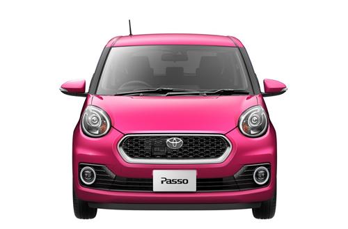 Toyota Passo 2016 - xe dành riêng cho nữ 1