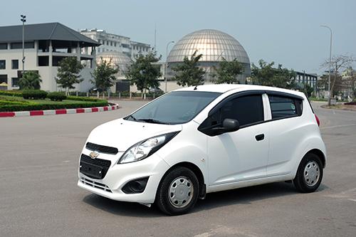 Spark Van cũ - ôtô giá rẻ 200 triệu ở Việt Nam 1