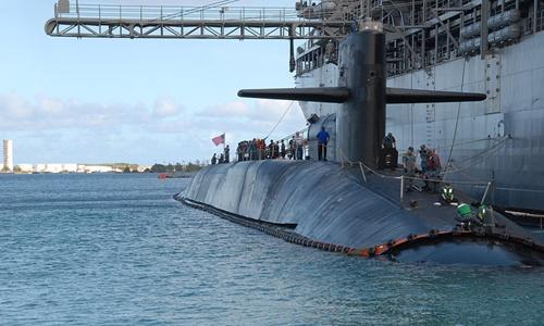 Nguy cơ bùng phát chiến tranh tàu ngầm ở Biển Đông 2
