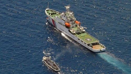 Điểm nóng đối đầu Mỹ - Trung mới trên Biển Đông 2