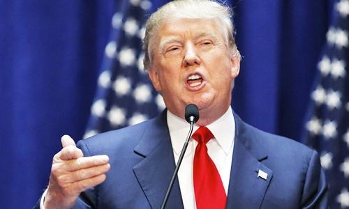 Phát ngôn bạo miệng của Donald Trump bắt đầu phản chủ 1