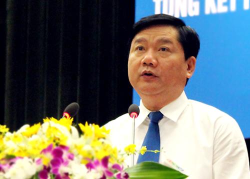 """Ông Đinh La Thăng: """"Không chấp nhận TP HCM tụt hậu như một định mệnh"""" 1"""