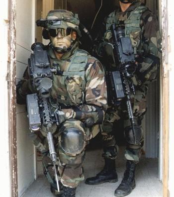 Biệt đội X - đơn vị tác chiến thông minh tương lai của Mỹ 2