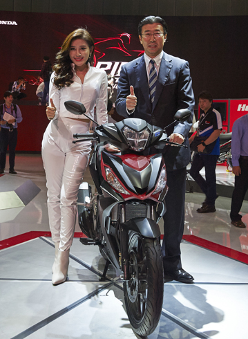 Honda Việt Nam và chiến lược sản phẩm mới 9