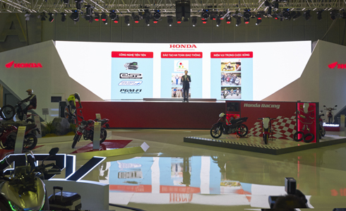 Honda Việt Nam và chiến lược sản phẩm mới 7