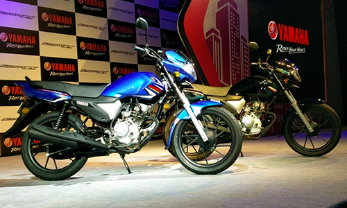 Yamaha Saluto RX - xe côn tay giá 700 USD tại Ấn Độ 1
