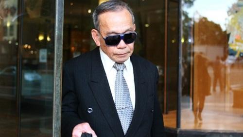 Quy Huy Hoang, 68 tuổi, gia sư môn toán gốc Việt ở Sydney bị kết án 24 năm tù. Ảnh: